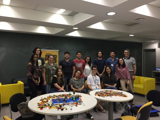 Construção de Ideias: Workshop LSP
