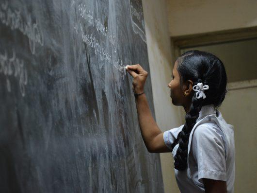 Malala Fund: educação livre e segura