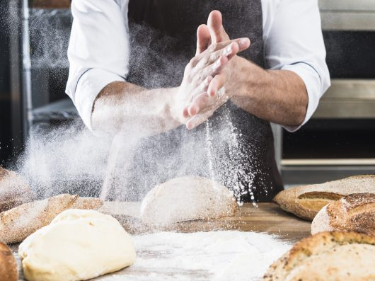 O pão que o pesquisador amassou